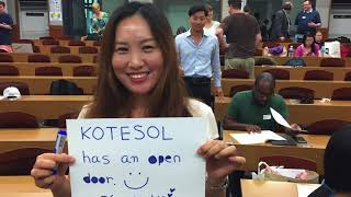 KoreaTESOL.org - Join us and become a member today!