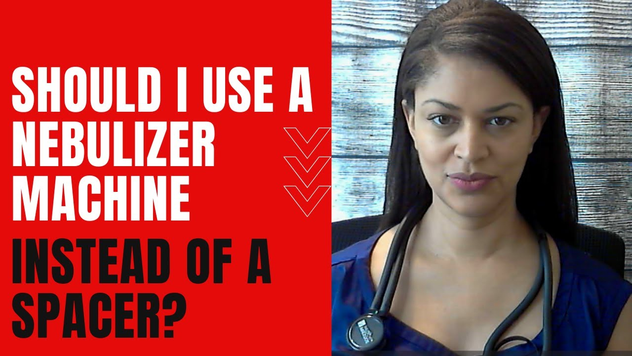 Q&A: Why All Asthmatics Should Use A Spacer