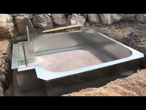Diy In Ground Spa Shells Jetted Doovi