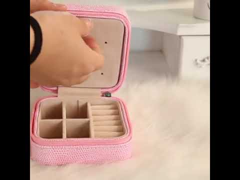 Girl Jewelry Box for Travel,Best Travel Jewelry Box As a Gift
