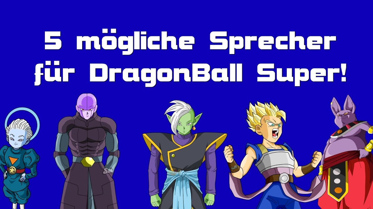 Dragonball Super Auf Deutsch