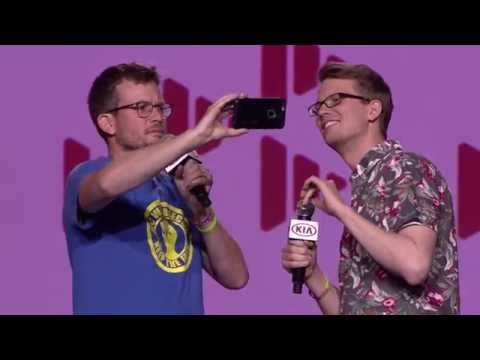 The Gathering of the Nerdfighters - VidCon 2016