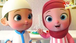 Lagu Anak Islami - Kompilasi Bismillah - Lagu Anak Indonesia - Nursery Rhymes - أغنية للأطفال
