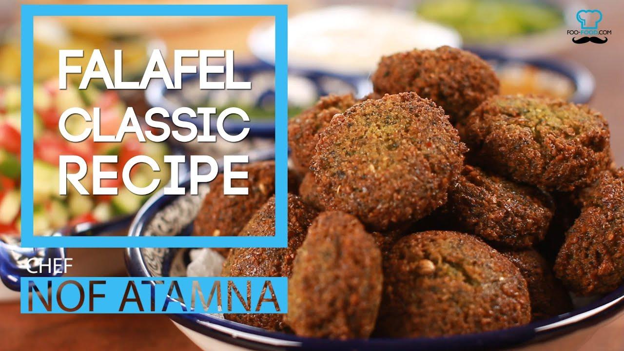 Easy Authentic Falafel Recipe