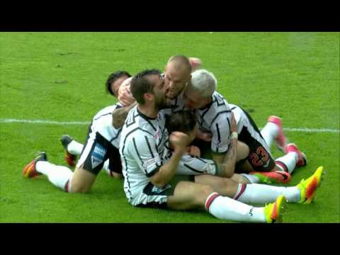 Impressive Pars Top Group With Shoot-out Win Over Hearts