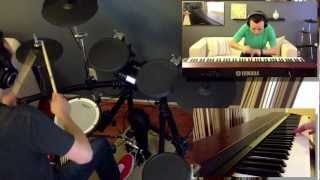 Prelude/Angry Young Man (Billy Joel) One-Man Band Cover by Kevin Laurence