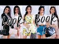LOOKBOOK   12 AESTHETIC + EXTRA AF SUMMER to FALL LOOKS