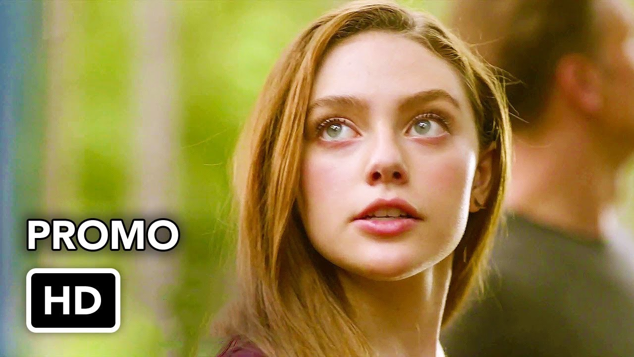 """Download Legacies 1x02 Promo """"Some People Just Want To Watch The World Burn"""" (HD) The Originals spinoff"""