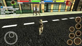 Stray Dog Simulator симулятор жизни на Android