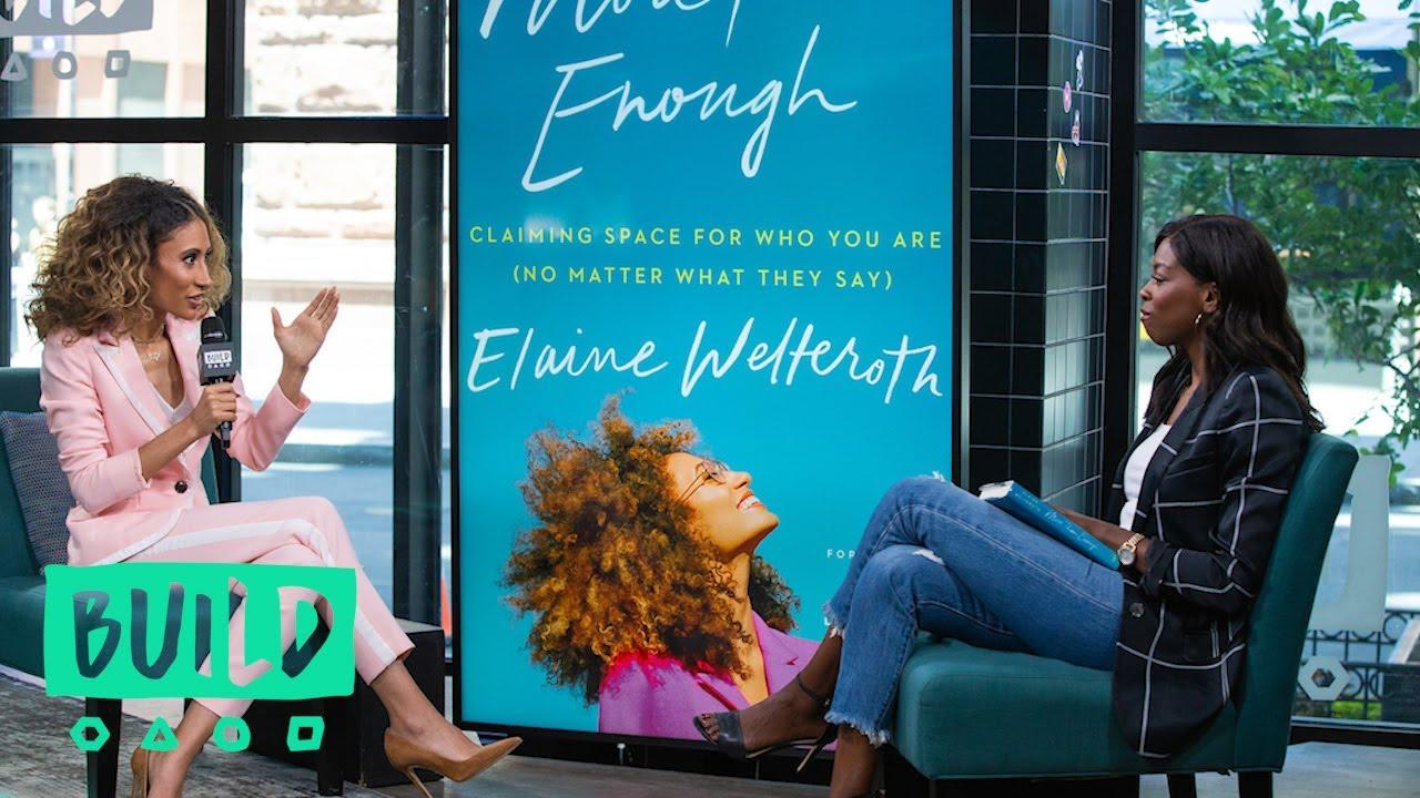 Elaine Welteroth Speaks On Her Book,