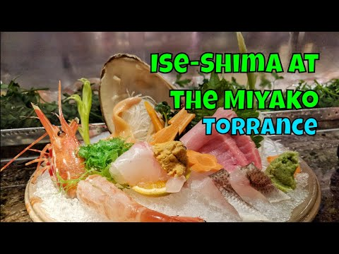 Where To Eat in Torrance, California: Ise-Shima Restaurant [Travelling Foodie]