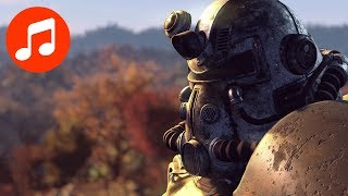Relaxing Gaming Music & Ambience ???? Fallout 76 Main Theme (Fallout 76 OST | Soundtrack)
