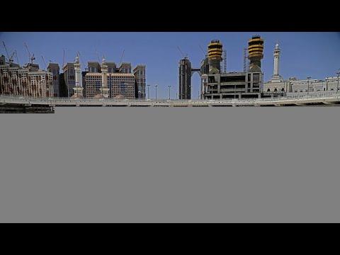 شاهد: الصمت يخيم على شوارع مكة في ظل الحظر المفروض بسبب كورونا…  - نشر قبل 4 ساعة