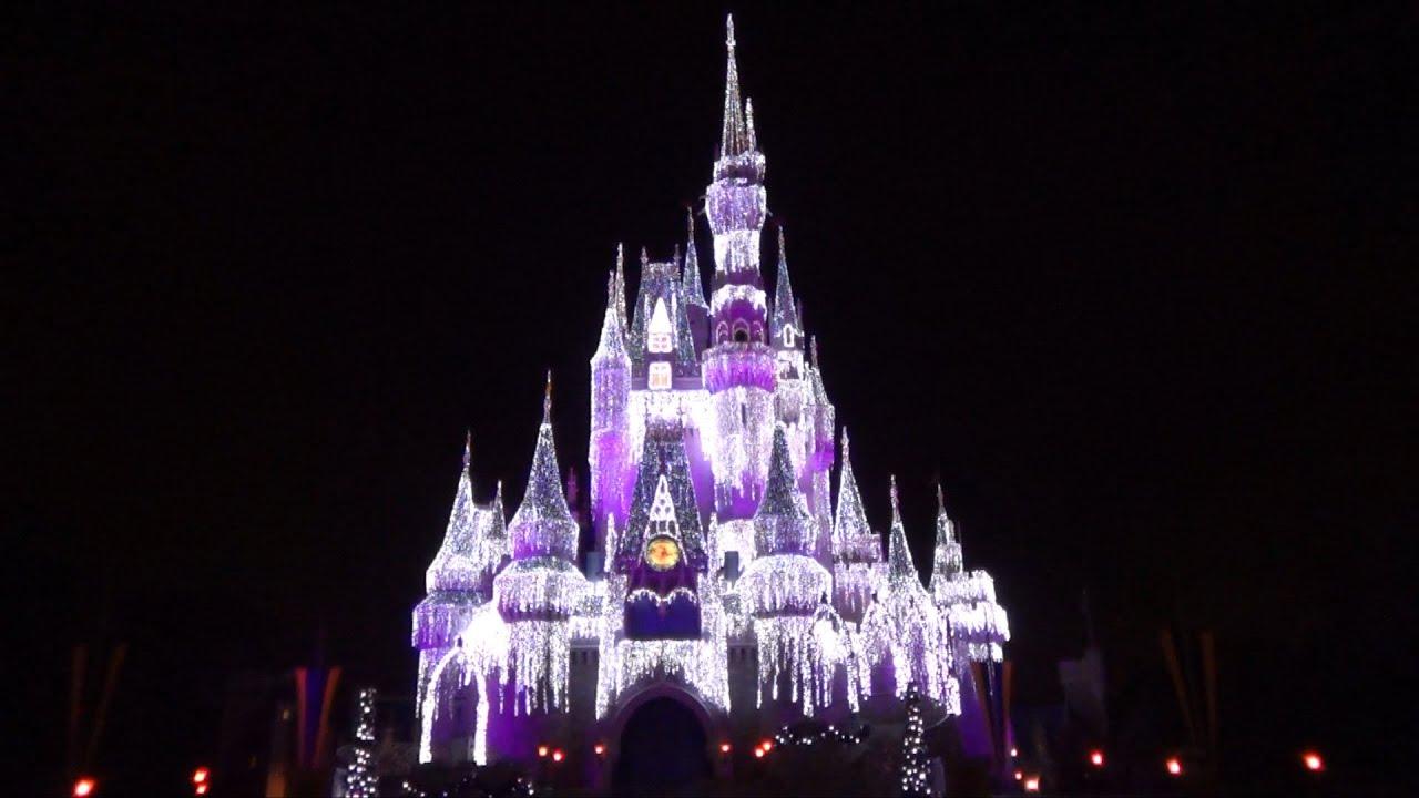 mousesteps weekly 77 christmas at walt disney world jingle cruise castle lighting osborne lights youtube - Disney World Christmas Lights