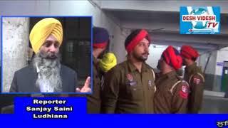 Desh Videsh Tv - Jaggi Johal In Police Remand | Ludhiana News