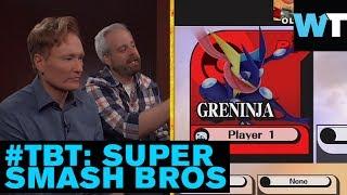 Conan Reviews 'Super Smash Bros' | Throwback Thursday