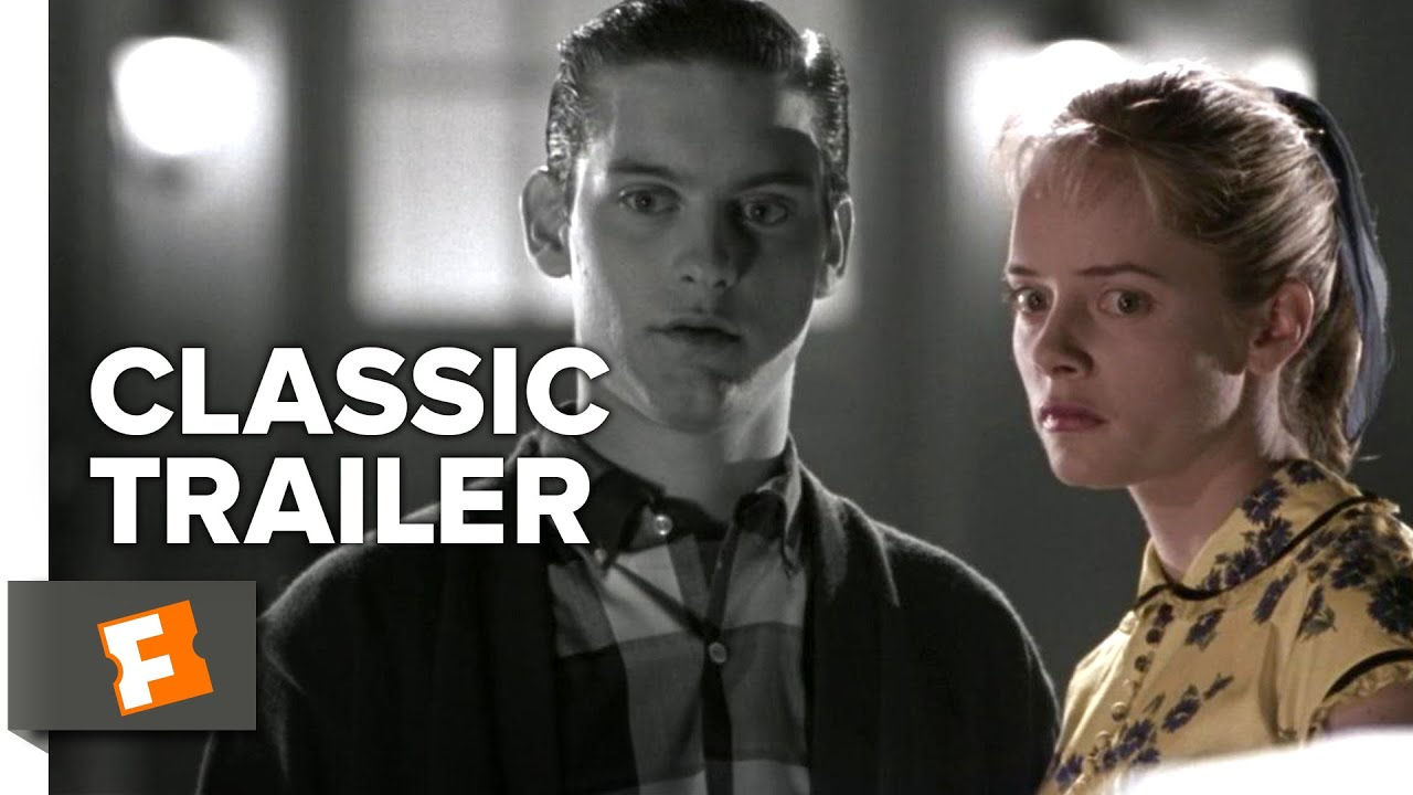 pleasantville official trailer tobey maguire reese pleasantville 1998 official trailer tobey maguire reese erspoon comedy movie hd