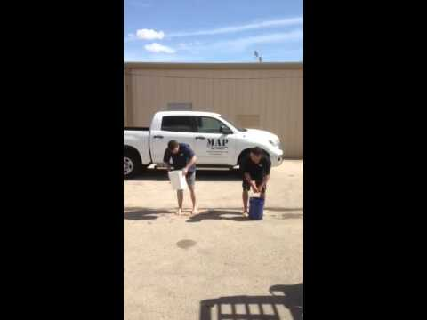 MAP Oil Tools Odessa,TX - ALS Ice Bucket Challenge