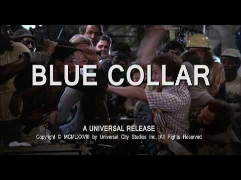 Blue Collar (1978, trailer) [Starring Richard Pryor, Yaphet Kotto, Harvey Keitel)
