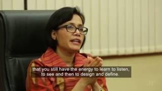 Sri Mulyani Indrawati: The soft side of the 'iron lady'