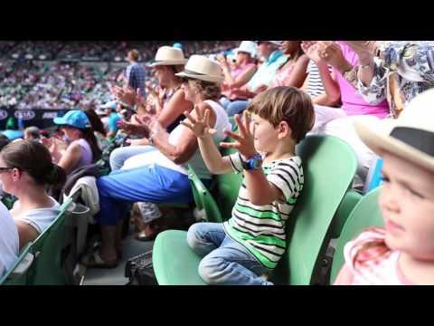 VLOG: Australian Open!