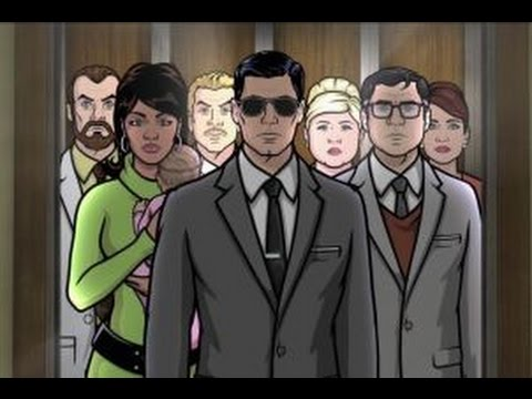 Archer after show season 6 episode 1 holdout afterbuzz - Archer episodes youtube ...