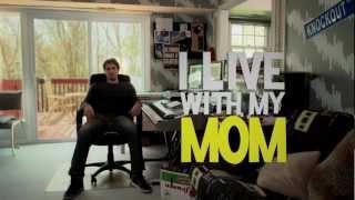 Hip-Hop producer runs studio out of mom