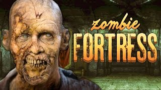 Call of Duty Zombies ★ THE ZOMBIE FORTRESS (Part 3)