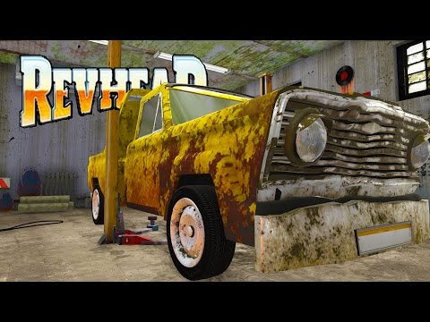 THE MAD MAX MOBILE! Game Update + Raceway Crashes and Becoming the Champion! - Revhead Gameplay Ep 6