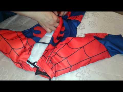 Карнавальный костюм Человек-Паук, арт  5092 ВД