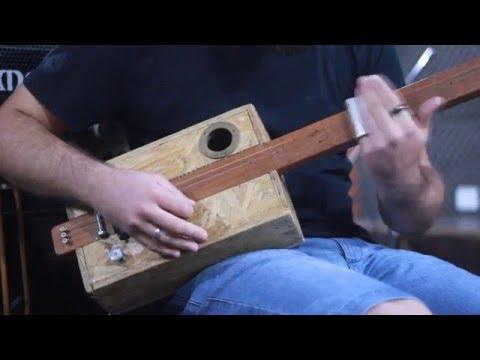 Cigar Box Blues - Nando Mason