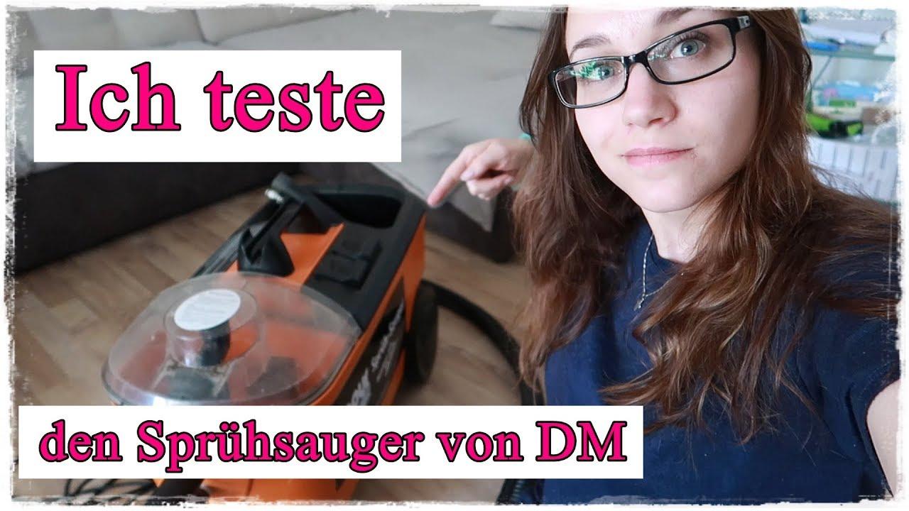Spruhsauger Von Dm Test Sapur Katrin Youtube