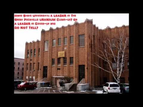 ISU Measurement and Control Research Center -MCERC - Living With Uranium series