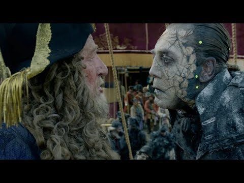 Pirates of the Caribbean: Salazar's Revenge - Behind the Scenes: Fix of The Hair - Disney NL
