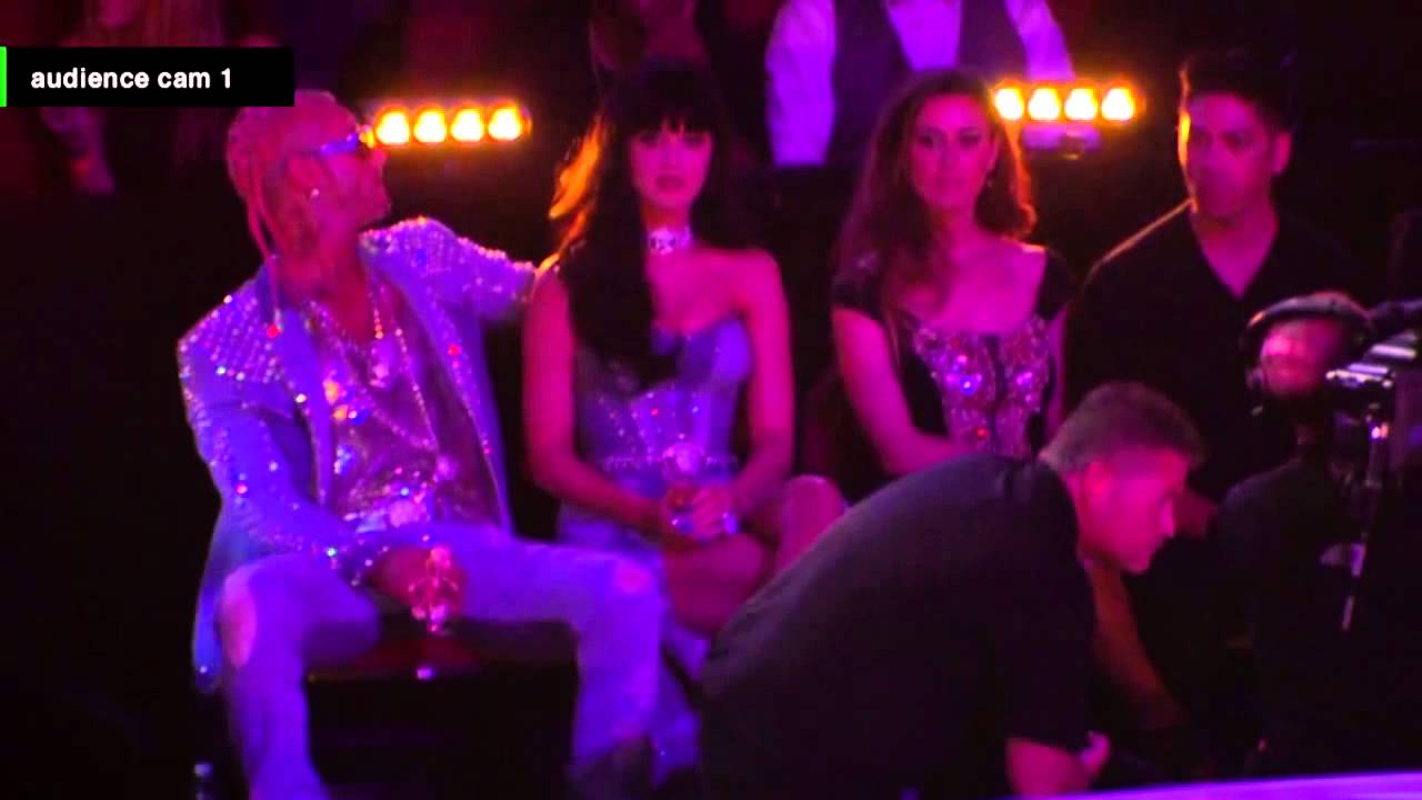 Katy Perry is amused.