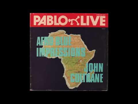 John Coltrane - Afro Blue Impressions (1977) full Album (LP 1)