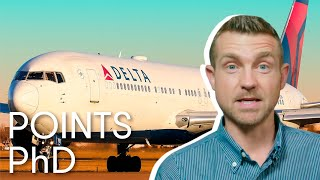 Find the Sweet Spot to using your Skymiles | Points PhD | The Points Guy