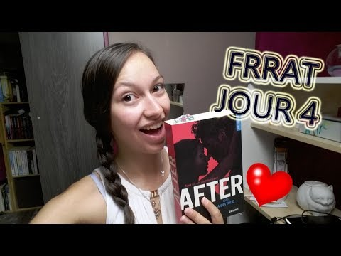 FRENCH READ A THON | JOUR 4
