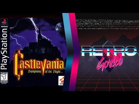 Reseña Castlevania: Symphony Of The Night (PlayStation), Retro Gordeo   3GB