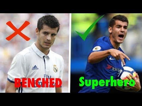 Alvaro Morata Proves Real Madrid Worng | Chelsea's HERO