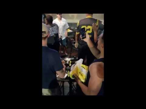 UFC 202 Bar Fight @ Buffalo Wild Wings San Diego