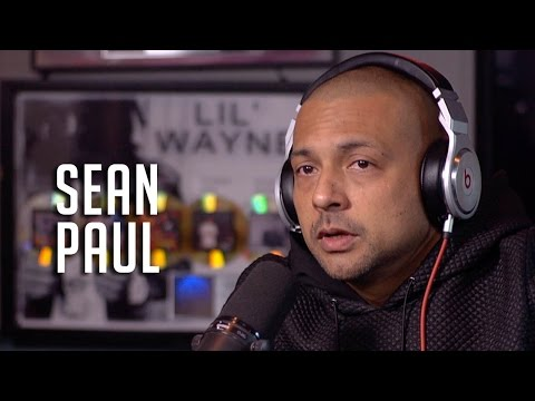 Sean Paul Talks Hot for the Holidays, 15 Hour  High + Music Coming From Jamaica!