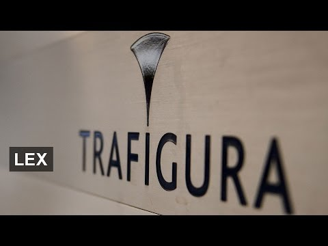 Trafigura shows, but won't tell
