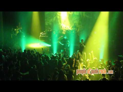 DESPISED ICON - A Fractured Hand @ Impérial Bell, Québec City QC - 2017-03-19