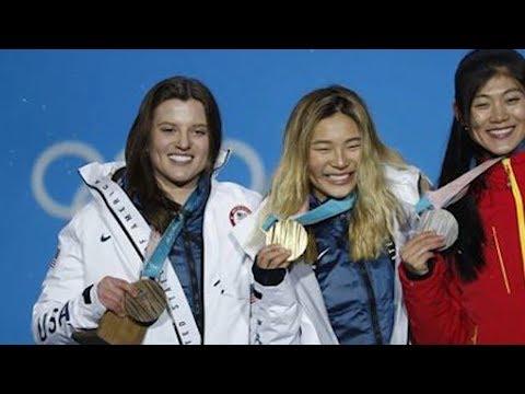 2018 Pyeongchang Olympics: Colorado's Arielle Gold wins bronze in snowboard halfpipe