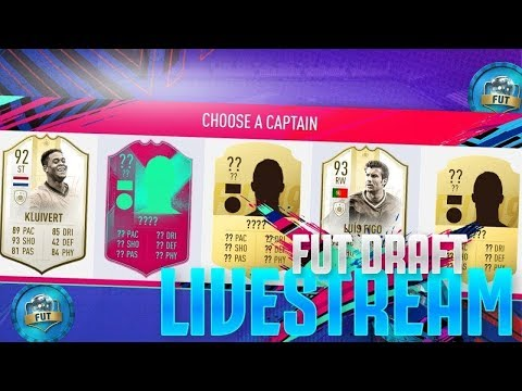FIFA 19 Draft zocken + Teams bewerten / RTG🔥🔥🔥 LIVE