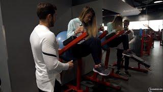 Школа фитнеса. Урок 6 - Как накачать пресс