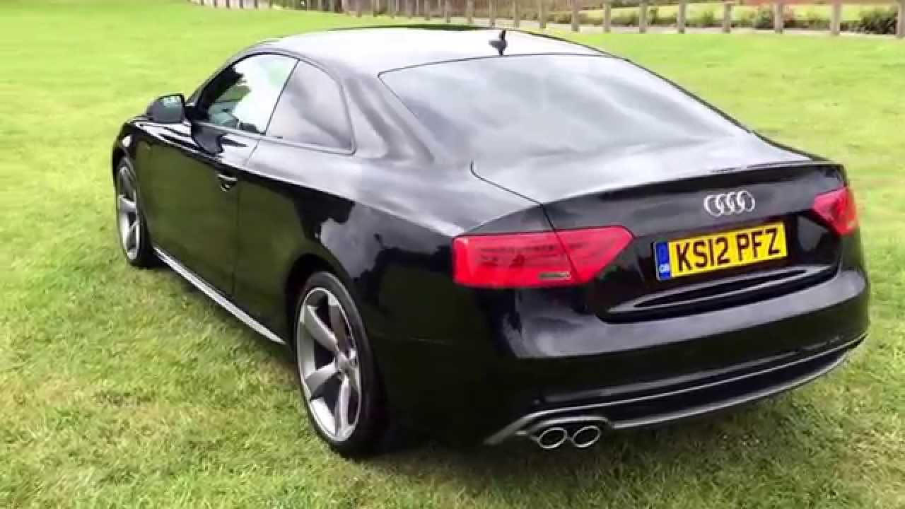 audi a5 smothered in