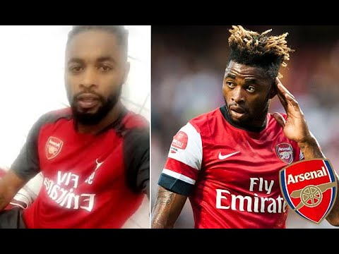 Alex Song returns to train with Arsenal following release
