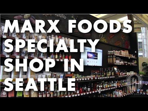 Marx Foods Specialty Shop in Seattle